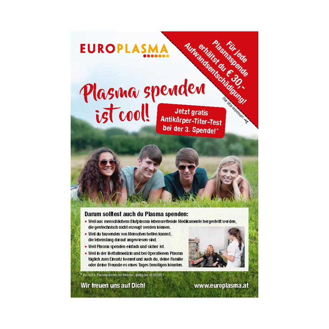 Europlasma Flyer