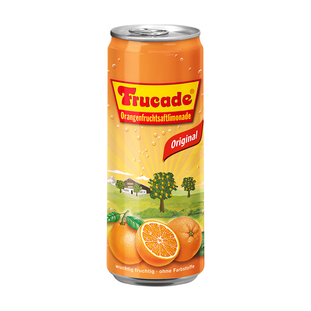 Frucade Dose 0,33l