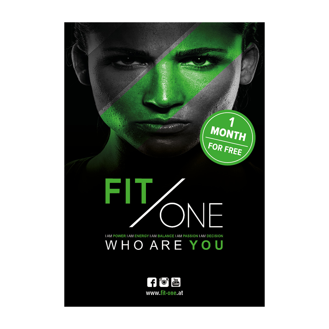 FitOne Flyer