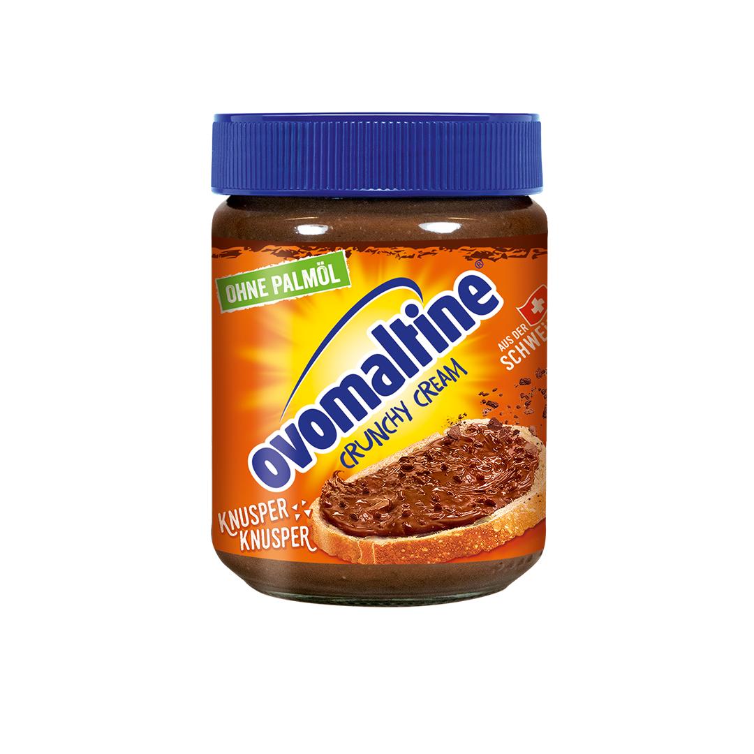 Ovomaltine Crunchy Creme 230g Glas