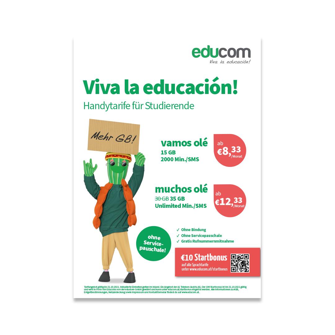 edustore/educom Flyer