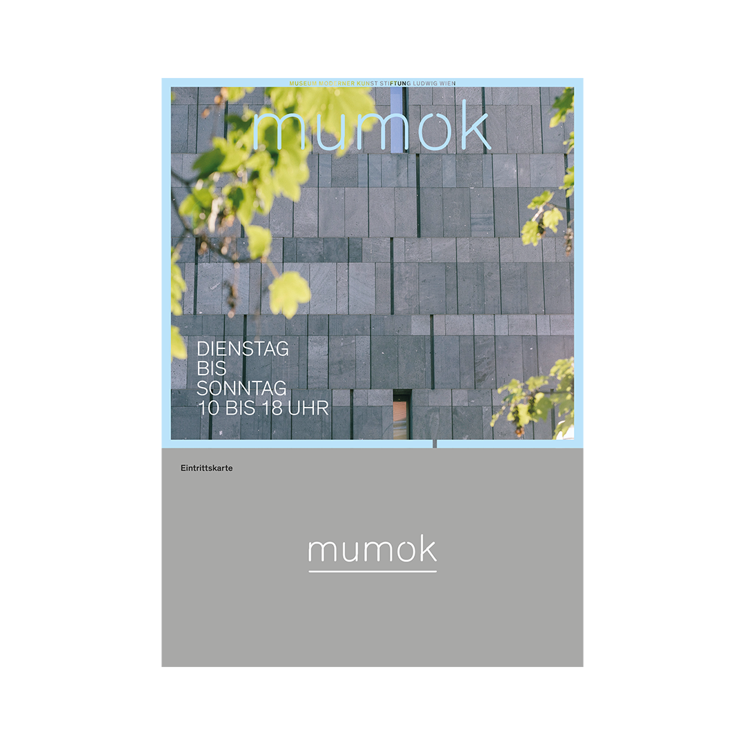 Mumok Eintrittskarte
